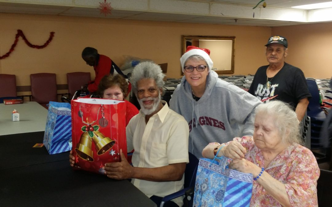 Nursing Home Christmas