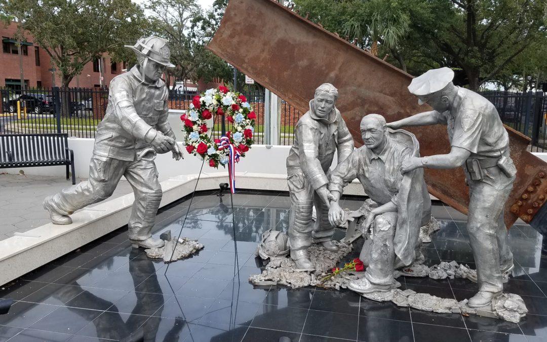 9/11 Memorials in Florida